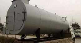 中冶直联炉罩式余热锅炉技术达国际先进水平