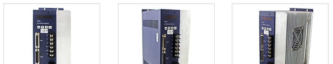 三相380V大功率伺服驱动器
