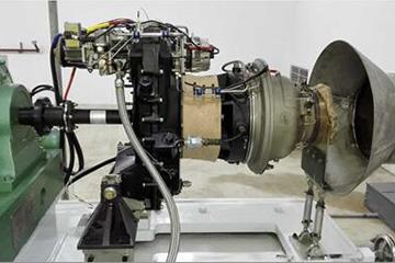 燃气轮机整机试验台