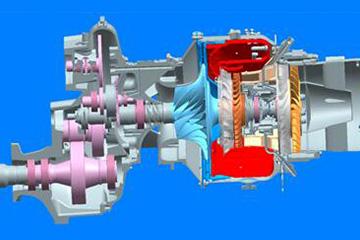 小型涡轴发动机研制