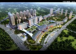 广安奎阁医院综合体项目