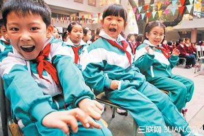 中国校服发展史
