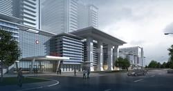 宜宾市第二人民医院(临港医院)儿童病区建设项目设计