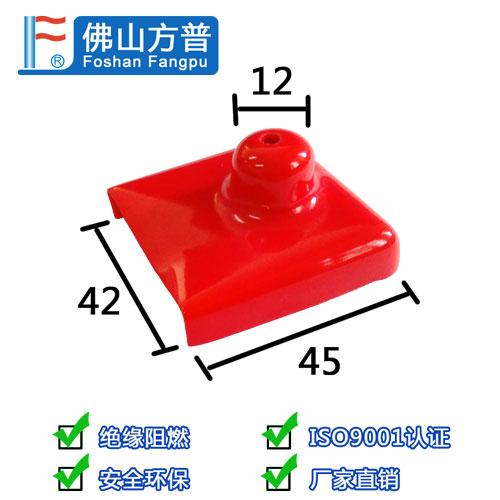 蓄电池40宽铜排护套DCH42-12-45