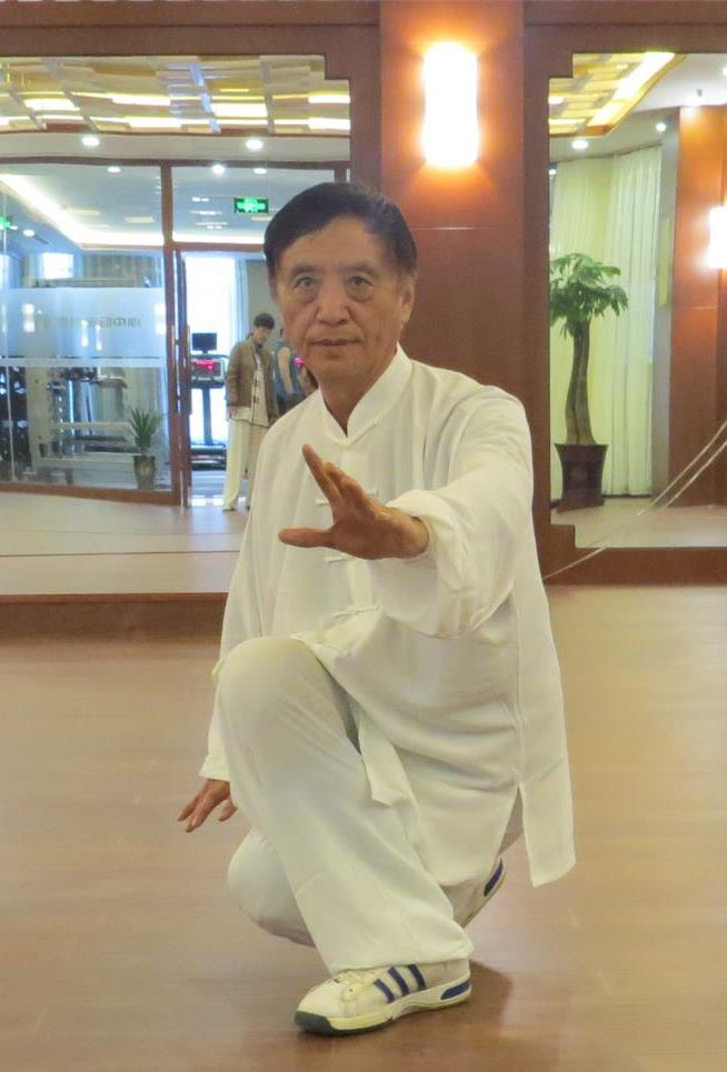 戴建英·孙式太极拳第三代传人