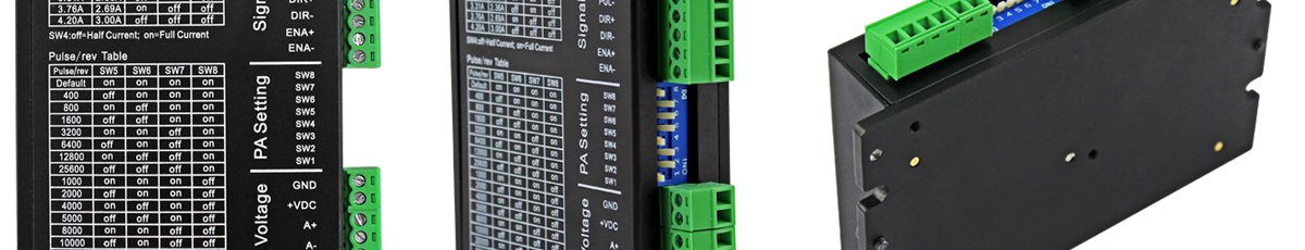 MC442  Nema17/23 digital driver