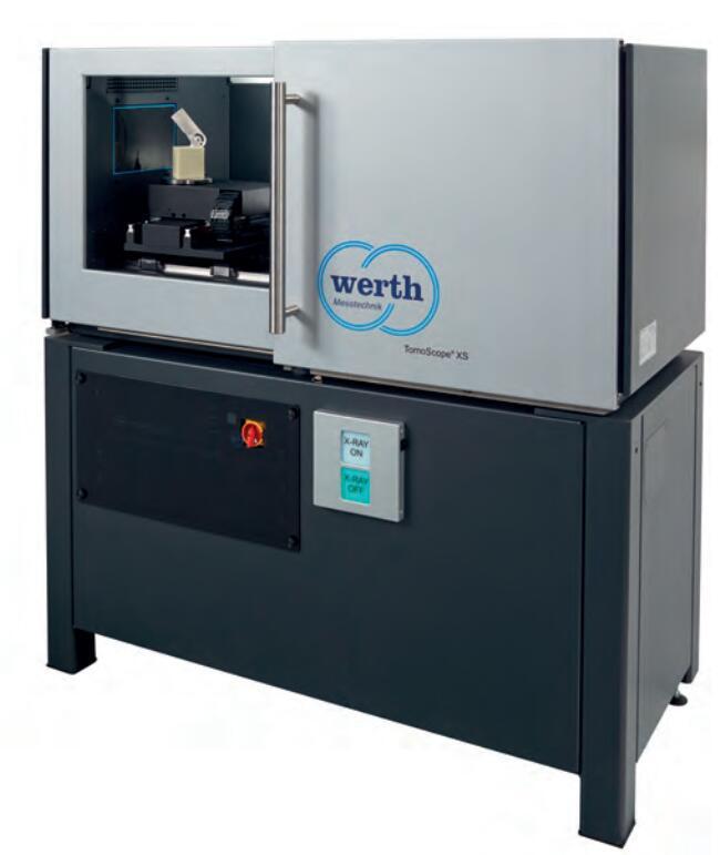 小尺寸高科技,TomoScope®XS X射线断层扫描坐标测量机上市!