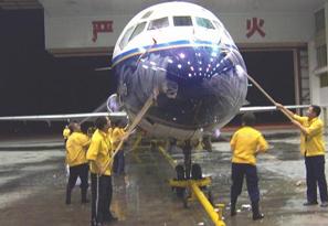DRJ-1飞机表面清洗剂