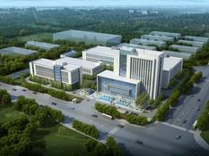 北京强新生物科技有限公司强新癌症靶向药物生产基地