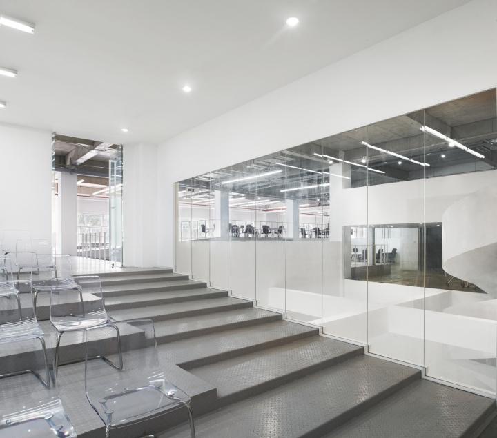 北京大兴LOFT风格办公空间设计