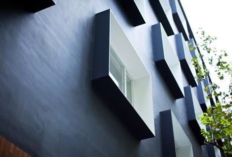 上海黑盒办公楼