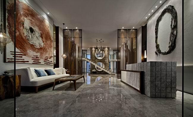 深圳·盘石室内设计有限公司办公空间