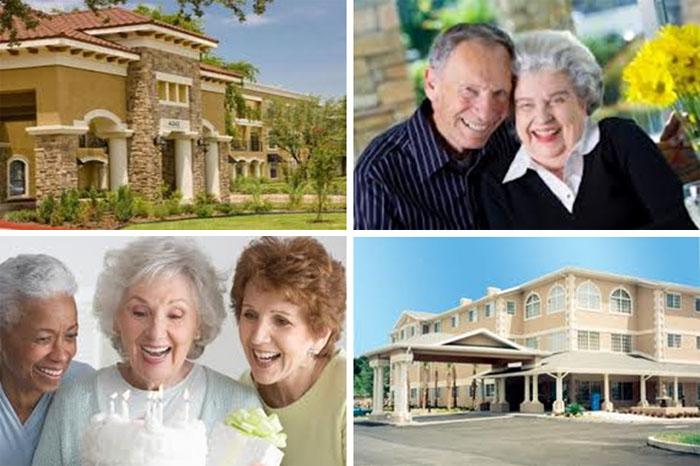 美国老人疗养中心项目