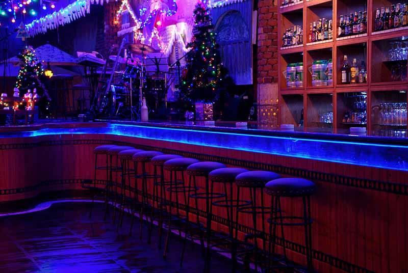 哈尔滨--洛克凯宾酒吧