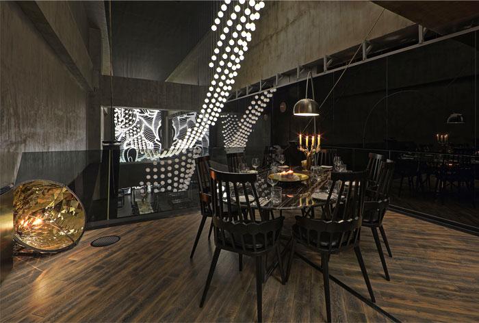上海G9餐厅空间设计