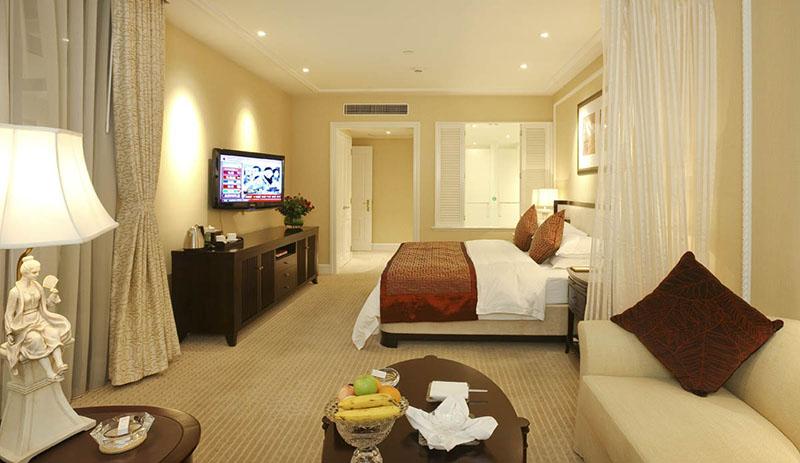 HBA-绿城杭州玫瑰园度假酒店