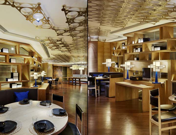 天津融高档主题餐厅设计