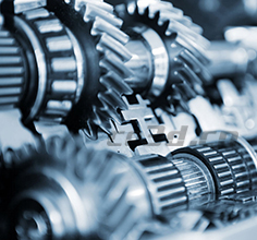 Industrial equipment spare parts development