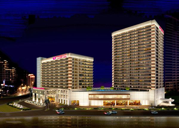 三亚华美达酒店