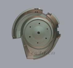 Optical instrument precision accessories 3d scan