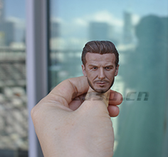 A 3d scan of big-name models in Europe and the United States