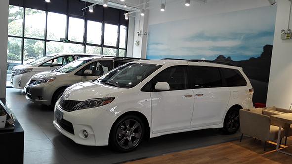 新车到店 | 丰田塞纳 运动版