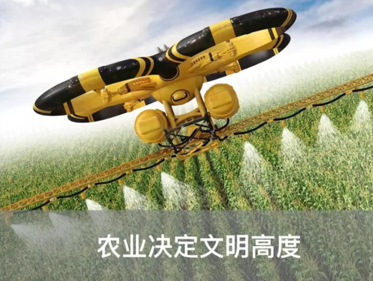 超级农业1.0:『数』造万物
