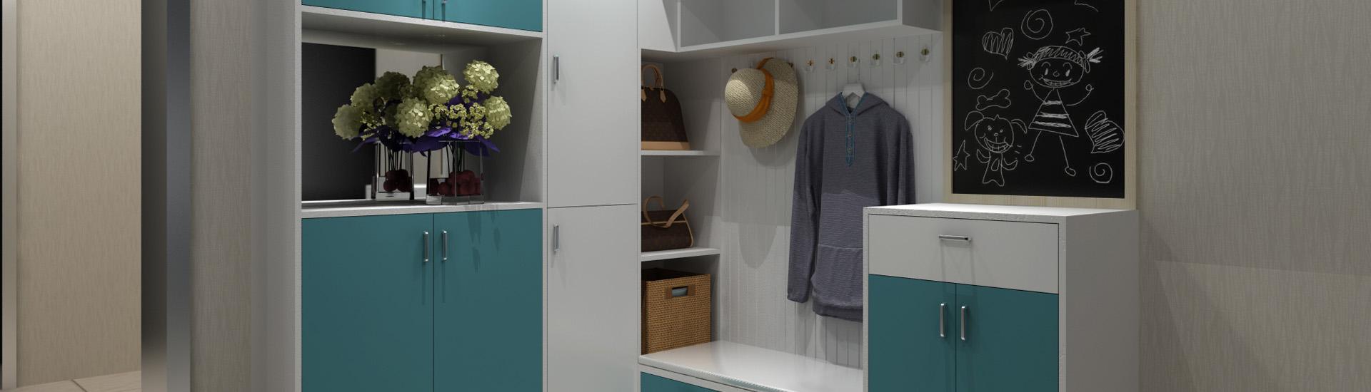 现代简约系列 衣帽柜