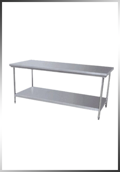 双层平板工作台