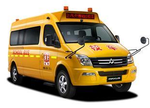 龙安天下校车3G/4G车载视频解决方案
