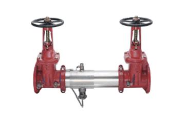 不锈钢倒流防止器(WT-957OSY)