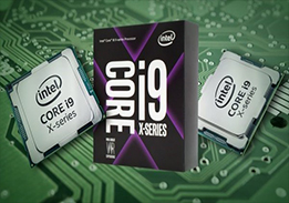 Intel i9-7900X first evaluation released 10 core CPU performance super tough