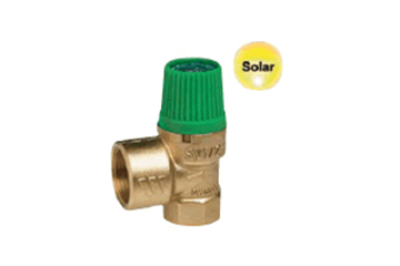太阳能系统安全阀(SVE-SOL)
