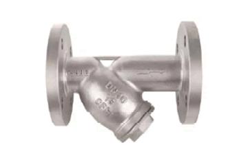 不锈钢法兰Y 型过滤器(W-YG41-16P)