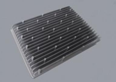 Electrodo de grafito para moldeo a presión
