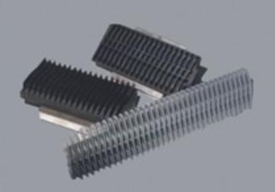 Electrodo de grafito para molde de impresora