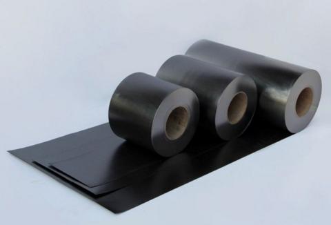 Película de grafito de alta conductividad térmica