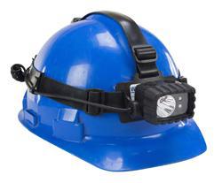 Luces portátiles para casco