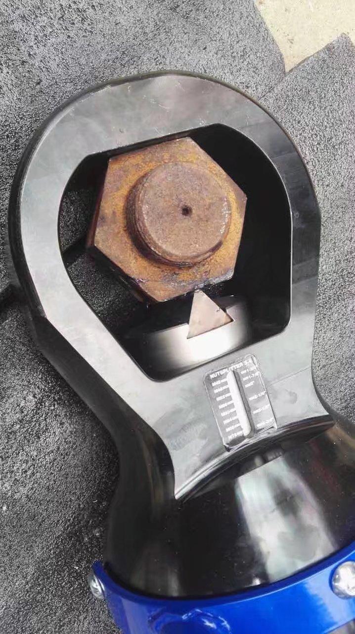 螺母破断神器-拜尔螺母破切器