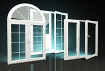 Marcos y vidrios para ventanas y ventanales