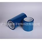 75U蓝色防静电硅胶保护膜(8423B)