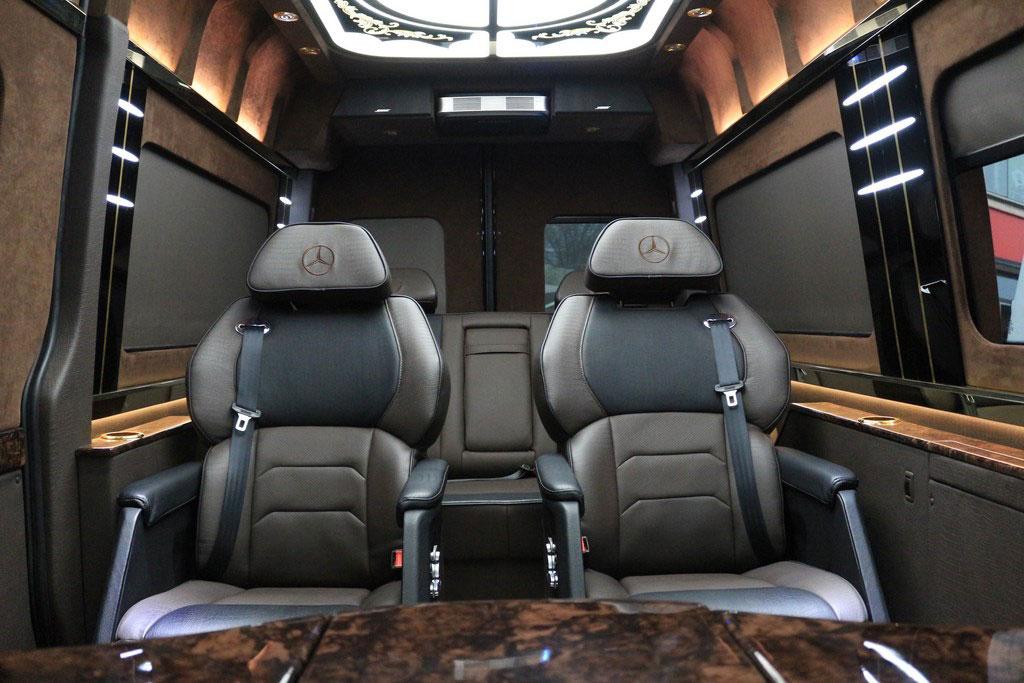 奔驰|斯宾特7+2商务车房车成熟稳重图片价格