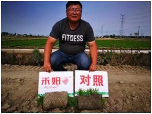 水稻拌种,今年流行禾姆® ——禾姆®旋风在海安