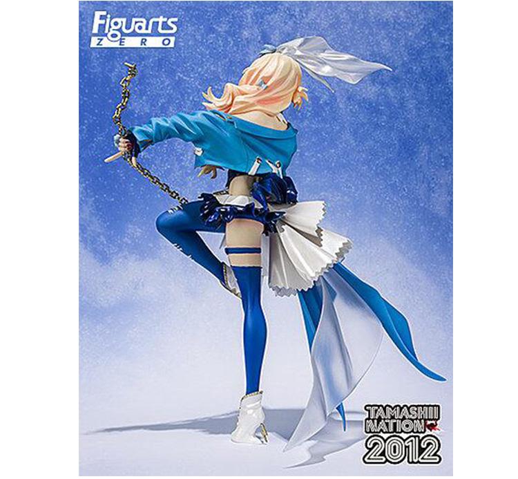 Figuarts Zero 雪露诺姆 2012魂展限定版 超时空要塞