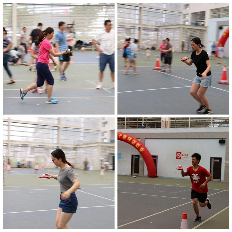 亚洲城游戏官方网站举办亲子趣味运动会 引爆职工热情