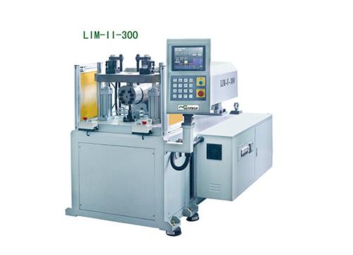 LIM Liquid silicone rubber roller machine - LSR - Multitech