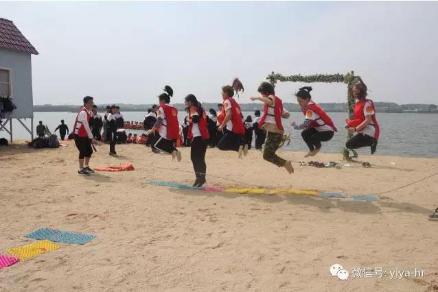 【咿呀集团】——开在春风里的趣味运动会