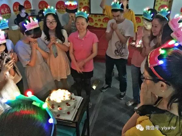 【咿呀集团】一场有剧情的生日会