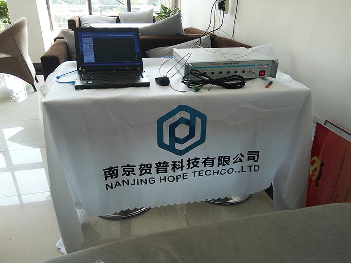 焊接温度场测量