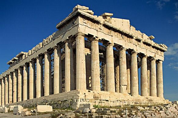 希腊圣托尼里岛+爱琴海三岛8天深度游 M1O018